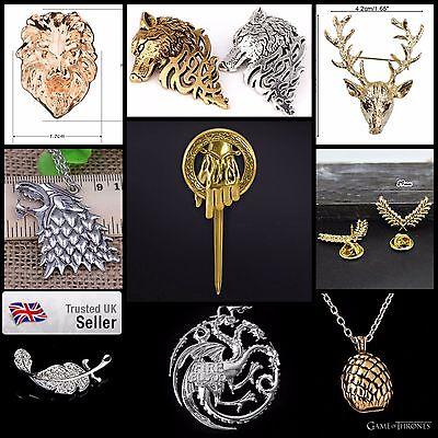 Khaleesi Daenerys Game Thrones Brosche Targaryen Set Drachen - Daenerys Targaryen Drachen Kostüm