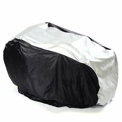 Bike Bicycle Rain Cover Waterproof Garage Cycling Outdoor Protector for 3 Bikes