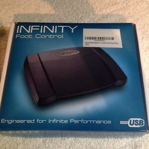 Infinity USB Foot Pedal