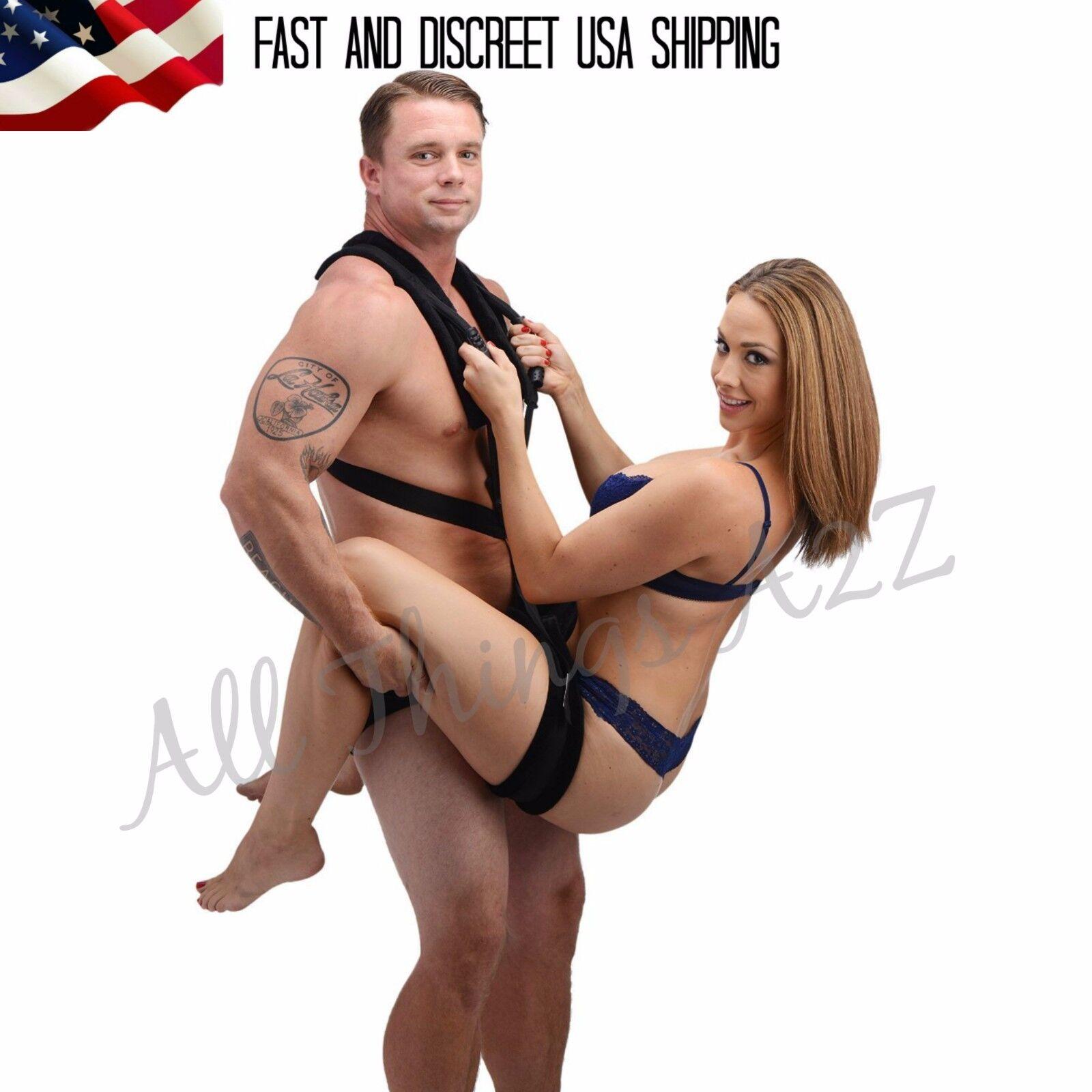 Couples Body Swing Love Adult Bedroom Fun Game Kinky Bondage