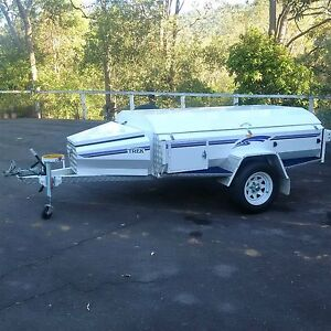 Camper Trailer Trek Kudu Tow with any 4 cylinder car Morayfield Caboolture Area Preview