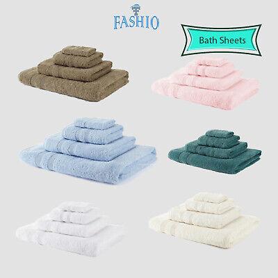 Bath Sheet Towels Hotel & Spa | Cotton Bath Sheet For Bathroom 100% Cotton