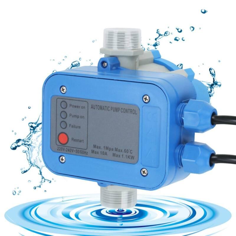 Pumpensteuerung Druckschalter Pumpe Durchflusswächter Automatik Hauswasserwerk
