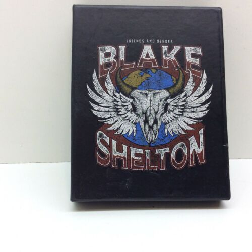 Blake Shelton Friends and Heroes Tour 2020 Mobile Power Bank Charger