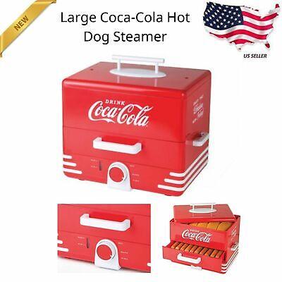 Hot Dog Steamer Warmer Cooker Electric Machine Food Commercial Buns Bun Steamer