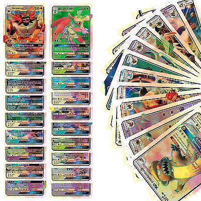 20 Card Pokemon TCG Lot - Guaranteed GX Or EX Or Full Art OR Secret Rare Child