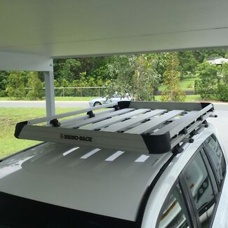 Roof Rack. Rhino  Vortex SX Silver 3 Bar Roof Rack