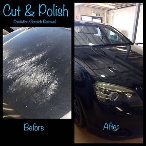 Scratches/Oxidation/Fade/Paint transfer/Protection South Perth South Perth Area Preview