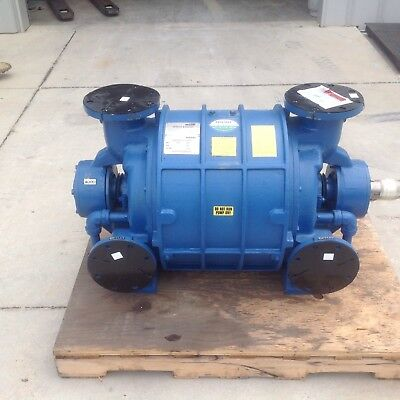Nash Garner Denver Cl-1003 Liquid Ring Vacuum Pump