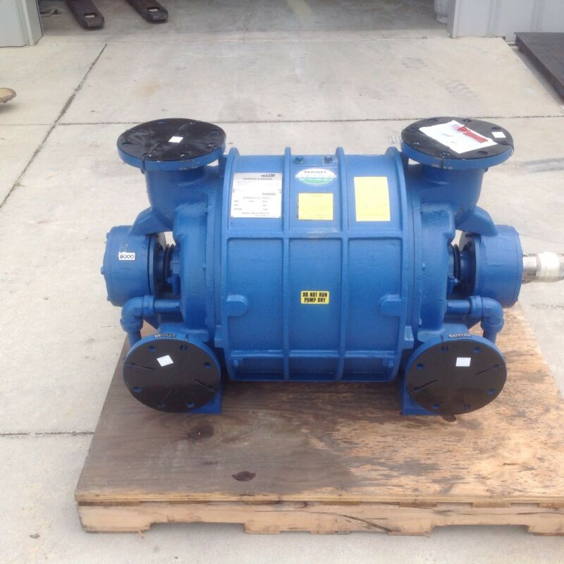 Nash / Garner Denver CL-1003 Liquid Ring Vacuum Pump