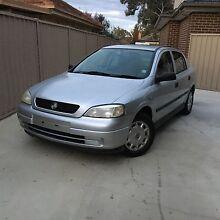 2002 Holden Astra RWC Sunshine Brimbank Area Preview