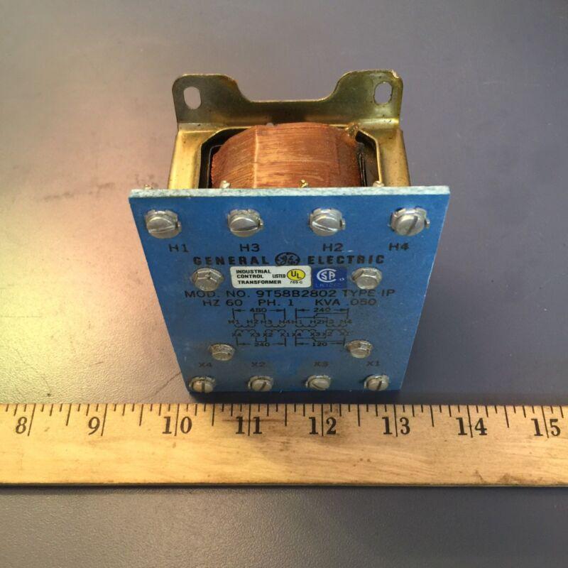 General Electric 9T58B2802 type IP transformer