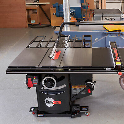 Sawstop Industrial Cabinet Saw- 3hp 1ph 52 T-glide