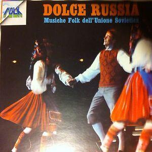 LP-VINILE-NUOVO-D-039-EPOCA-DOLCE-RUSSIA-CANTI-FOLK-DELL-039-UNIONE-SOVIETICA