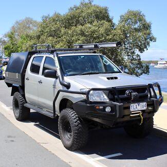 2011 Toyota Hilux Sr