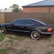 1998 Mercedes-Benz CLK200 Coupe South Yarra Stonnington Area Preview