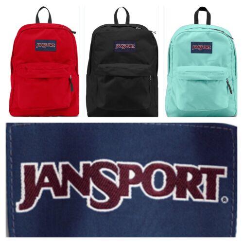 NEW JANSPORT SUPERBREAK BACKPACK 100% AUTHENTIC SCHOOL BAG
