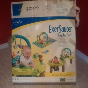 Toys R Us Exersaucer New never used