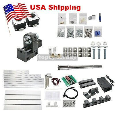 Diy 3 Axis Cnc 3018 Laser Engraving Machine Carving Pcb Milling Engraver Us