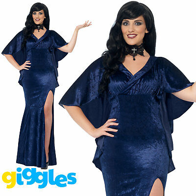 Plus Size Sorceress Costume Enchanter Womens Ladies Halloween Fancy Dress Outfit](Sorceress Outfit)