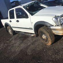 Wrecking Holden rodeo Wynyard Waratah Area Preview