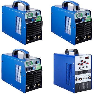 160-200 Amp Tig Stick Arc Dc Welder Tig-200 Acdc Inverter Welder Alu 110220v