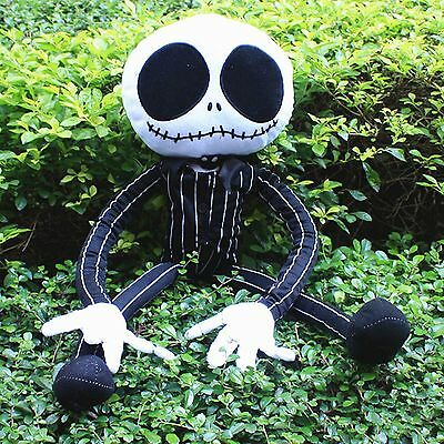 The Nightmare Before Christmas Large Jack Skellington Plush Toy Stuffed Doll 24