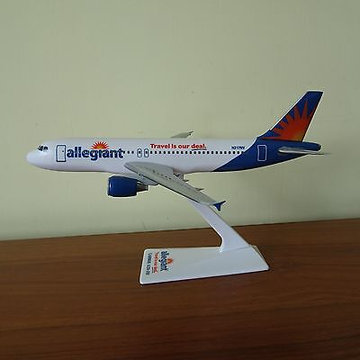1 200 Allegiant Airbus A320 200  Travel Is Our Deal  Airplane Display Model