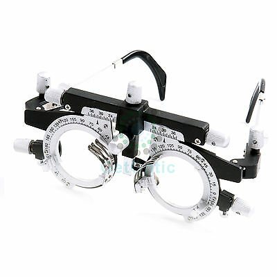 Trial Lenses Frame Universal Adjustable Optical Optic Eye Optometry Test New