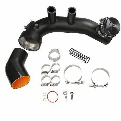 Charge Pipe Kit + TiAL Flange + 50mm Bov For BMW N54 E88 E90 E92 E93 135i 335i