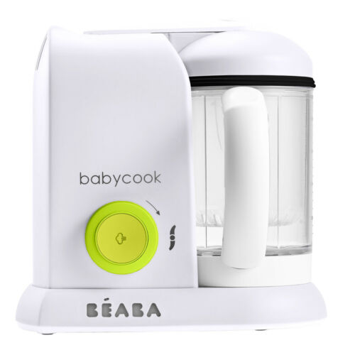 BEABA Babycook Food Maker in Neon Brand New! Free Shipping!! Open Box!!