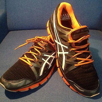 Asics Gel-Blur33 2.0. - Running Shoe Trainer - T2H3N 9001 - Men's - Size (Asics Gel Blur 33 Mens Running Shoe)