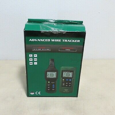 Seesii Ms6818 Advanced Wire Tracker Cable Wire Finder Locater W Case