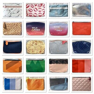 Ipsy Glam Makeup Cosmetics Purse Clutch BAG Bags Only *You Choose!*