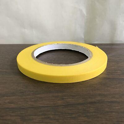 Produce Tape 38 X 60yd Bag Sealing Tape Yellow