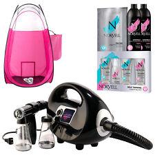 Black Fascination Spray Tan Machine, Pink Tent, Norvell ...