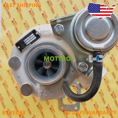 Turbocharger For Kubota V3800-di-t A47gt Engine Kubota M904 Cat 906 Bobcat S250