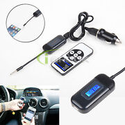 Car iPod FM Transmitter
