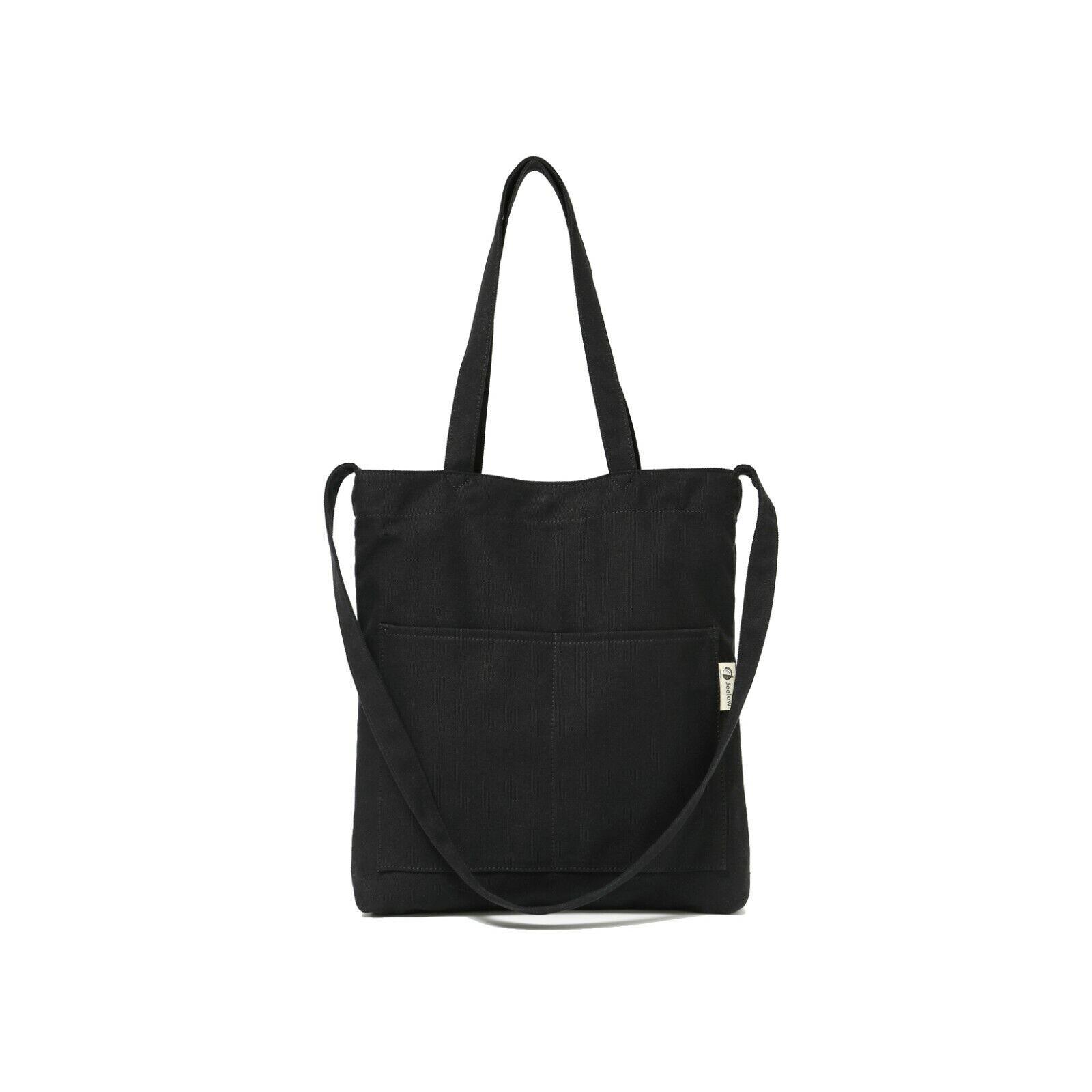 Canvas Tote Bag Handbag Shoulder Bag Crossbody Bags Purses F