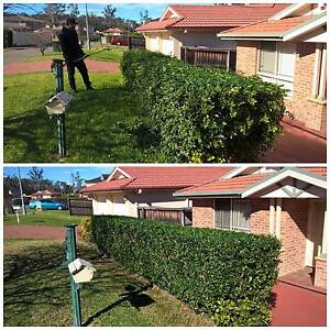 Lawn Mowing and Property Maintenance Parklea Blacktown Area Preview