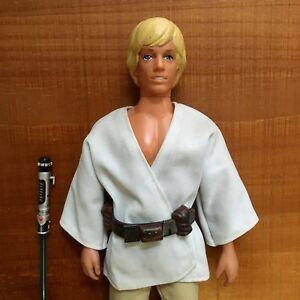 "Vintage 12"" Star Wars Luke Skywalker"