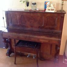 Lubitz German piano Darlington Mundaring Area Preview