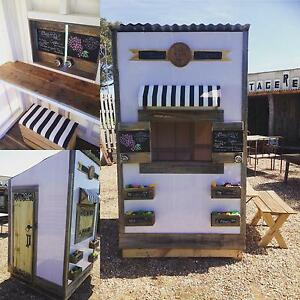 Shop front cubby playhouse Marshall Geelong City Preview