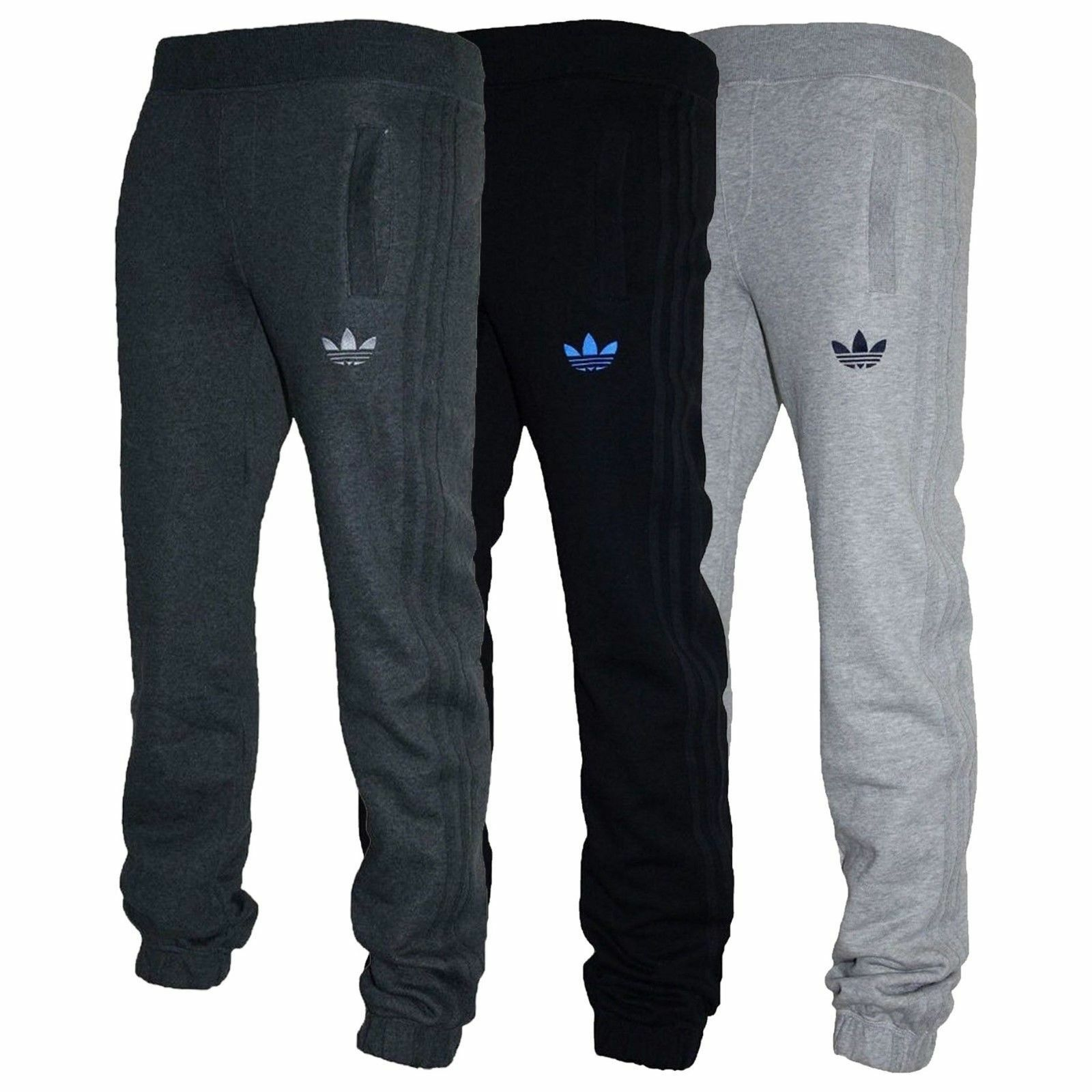 Details about ✅24hr DELIVERY✅ ADIDAS Men's SPO Sweat pants Fleece Track Bottoms Joggers rrp£45