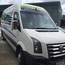 VW CRAFTER 2007 VAN - LBW HIGH ROOF - 2 TON CAPACITY Tin Can Bay Gympie Area Preview