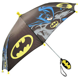 DC Comics Batman Character Rainwear Umbrella, Little Boys, Age 3-7