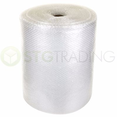 750mm x 2 x 100M ROLLS OF BUBBLE WRAP *FAST DELIVERY*