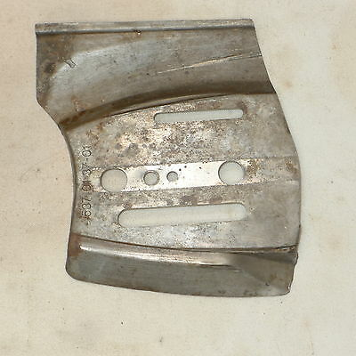 OEM Husqvarna Chain Guide Bar Plate Cover, 372 371 365 362 385 390, #537013701