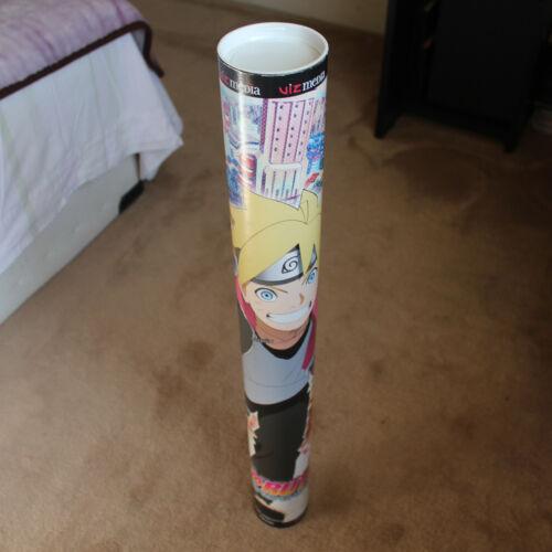 Boruto Decorative Poster Tube
