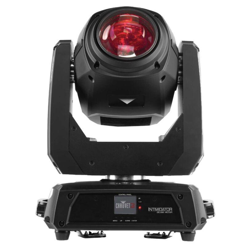 Chauvet DJ Lighting Intimidator Beam 140SR Moving Head Beam 140W LED Color Light